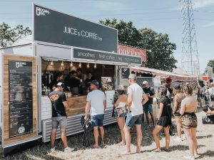 Juice and Coffee Bar Franchise