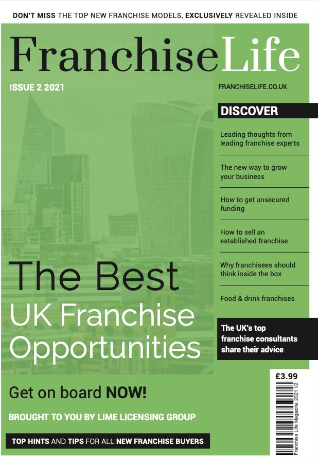 Free Franchise Magazine